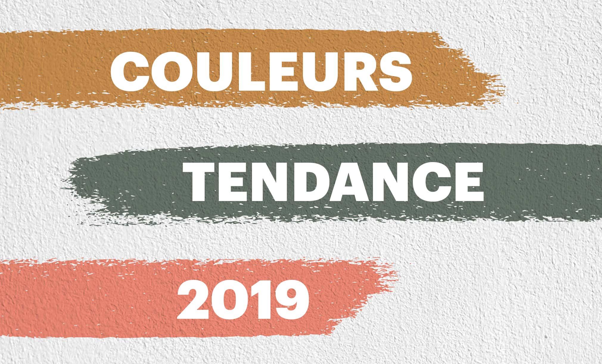 Tendance Couleur Deco 2019 couleurs tendance 2019 - développements montarville